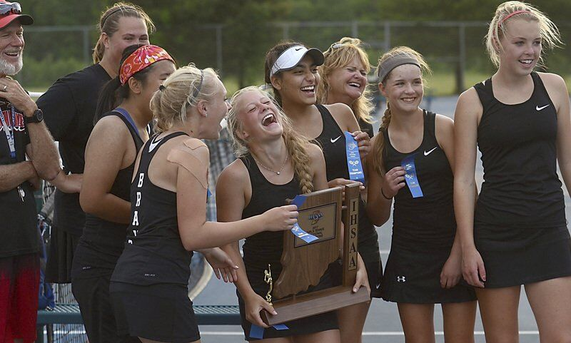 HS OF THE WEEK: South girls tennis success no accident
