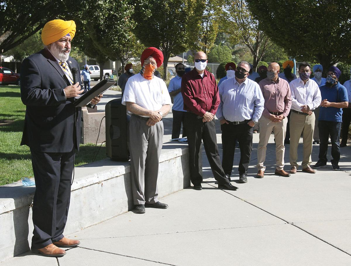 Sikhs ask for justice
