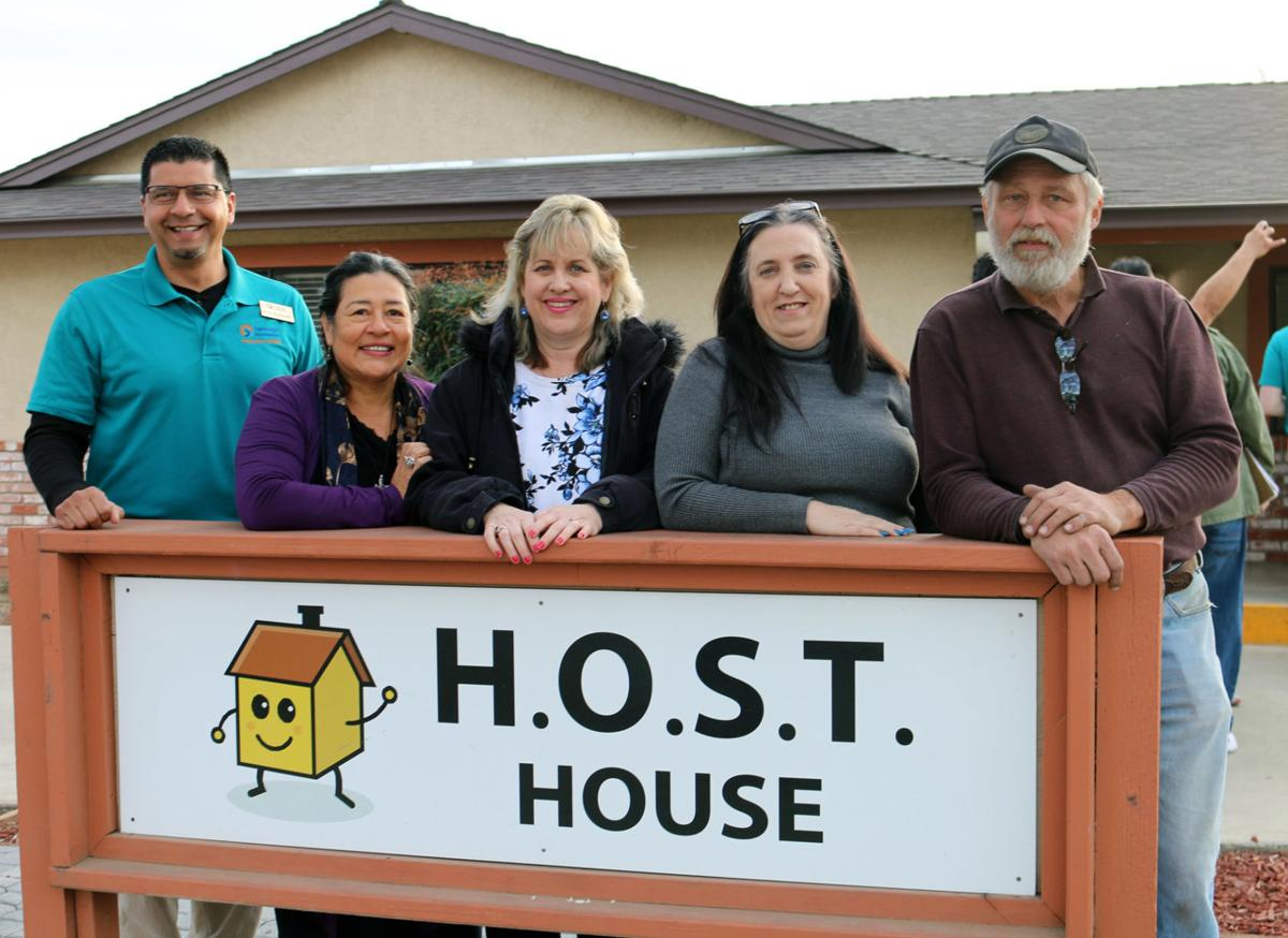 H.O.S.T. House Board