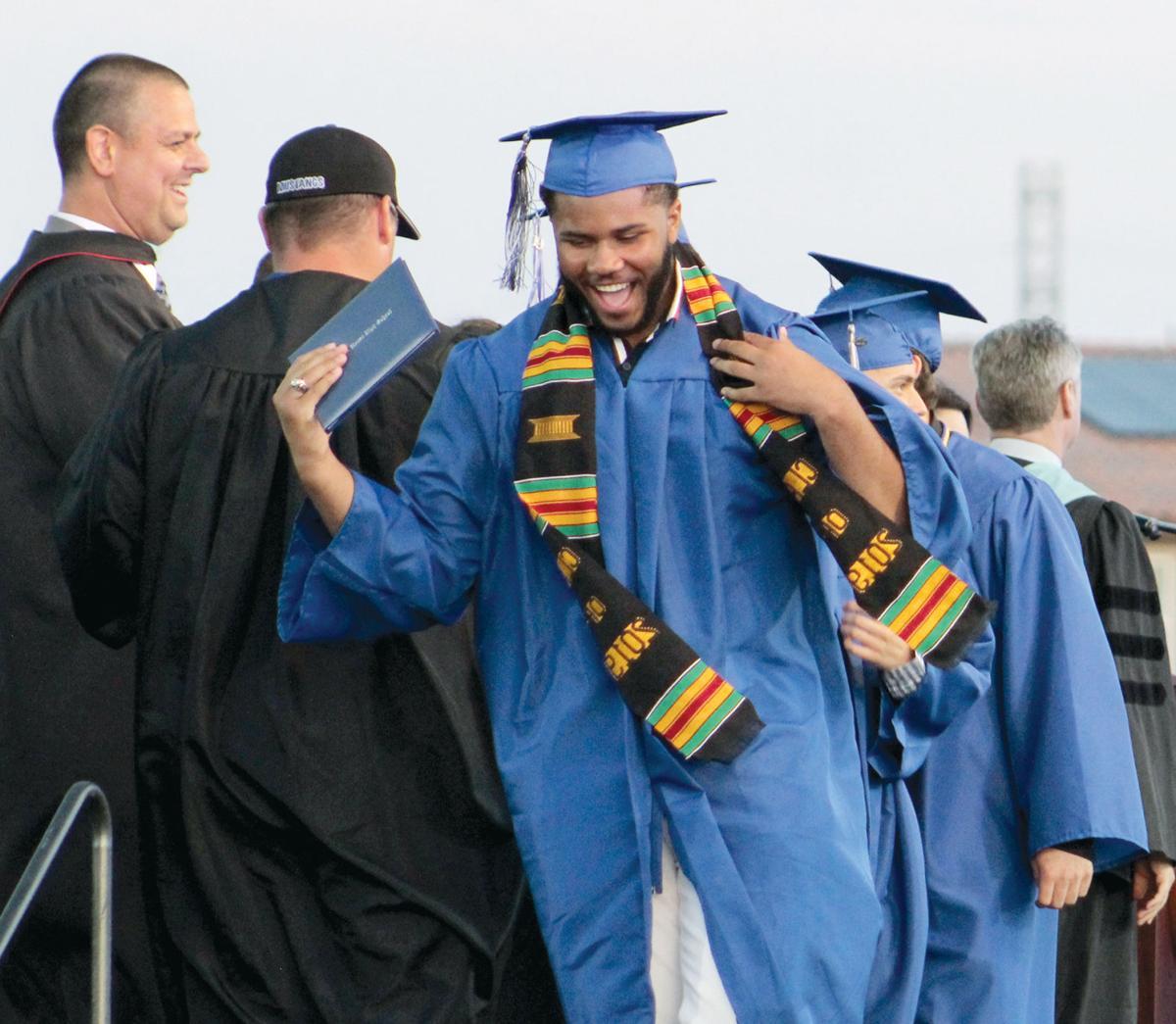 Mustangs graduate