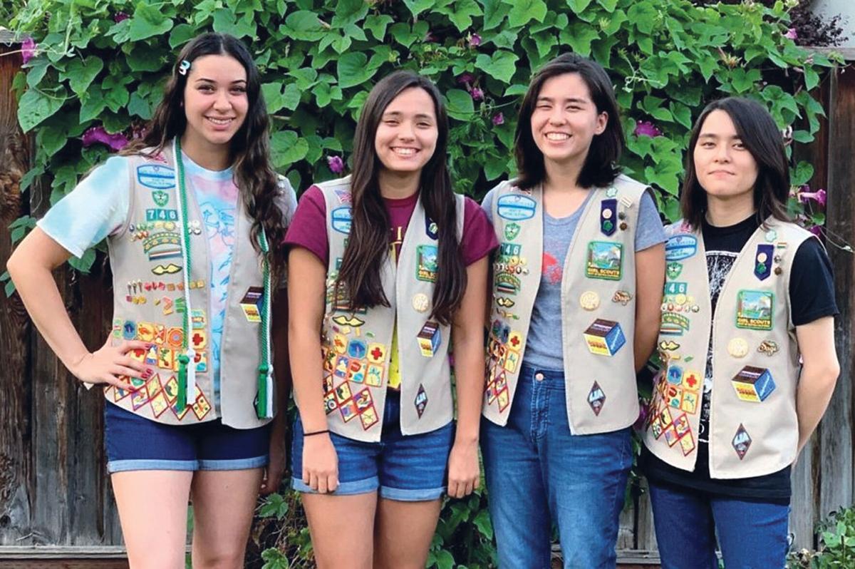 Girl Scouts troop retired