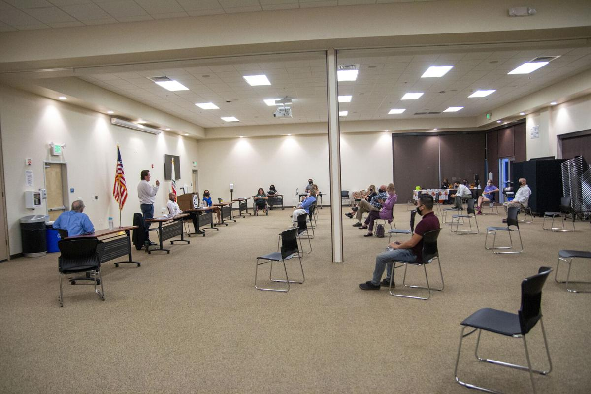 Candidates' Forum