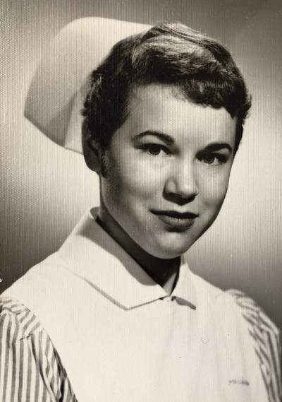 Lynne Doris Hale:  April 4, 1934 - May 2, 2021