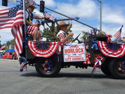 Steven Horlock runs for city council in Scotts Valley