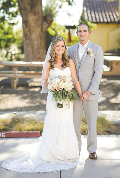 Lauren Kinakin & Eric Saia