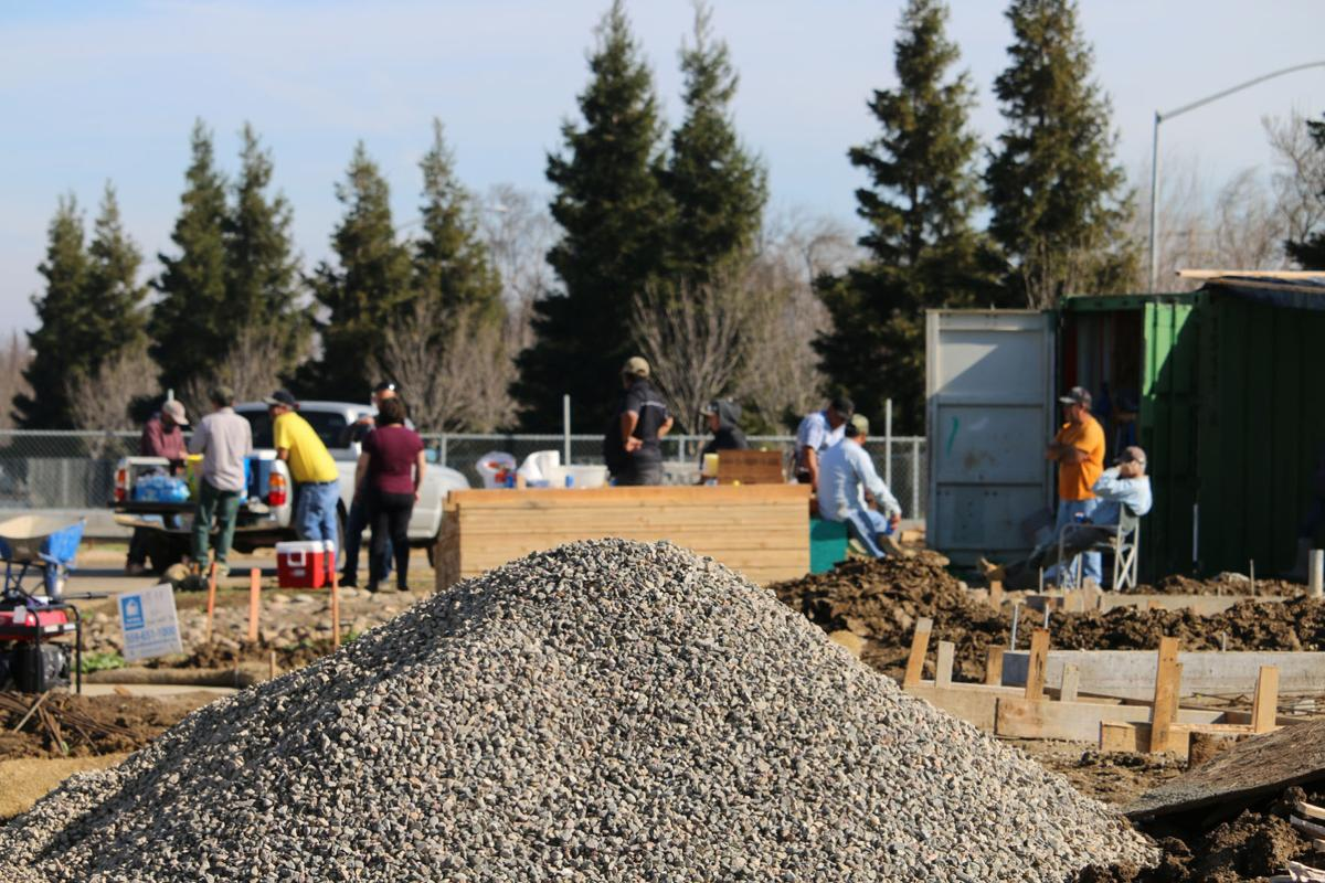 Building Homes, Creating Community