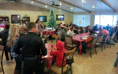 Third annual Police Presents