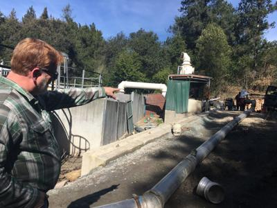 New well almost complete for SVWD