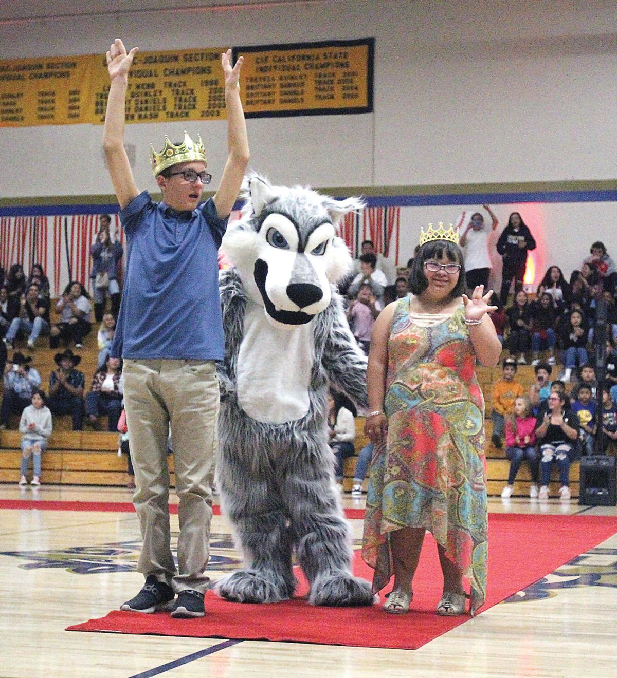 West High celebrates homecoming