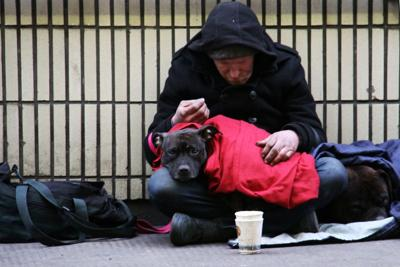 Homeless Camping Hearing Denied