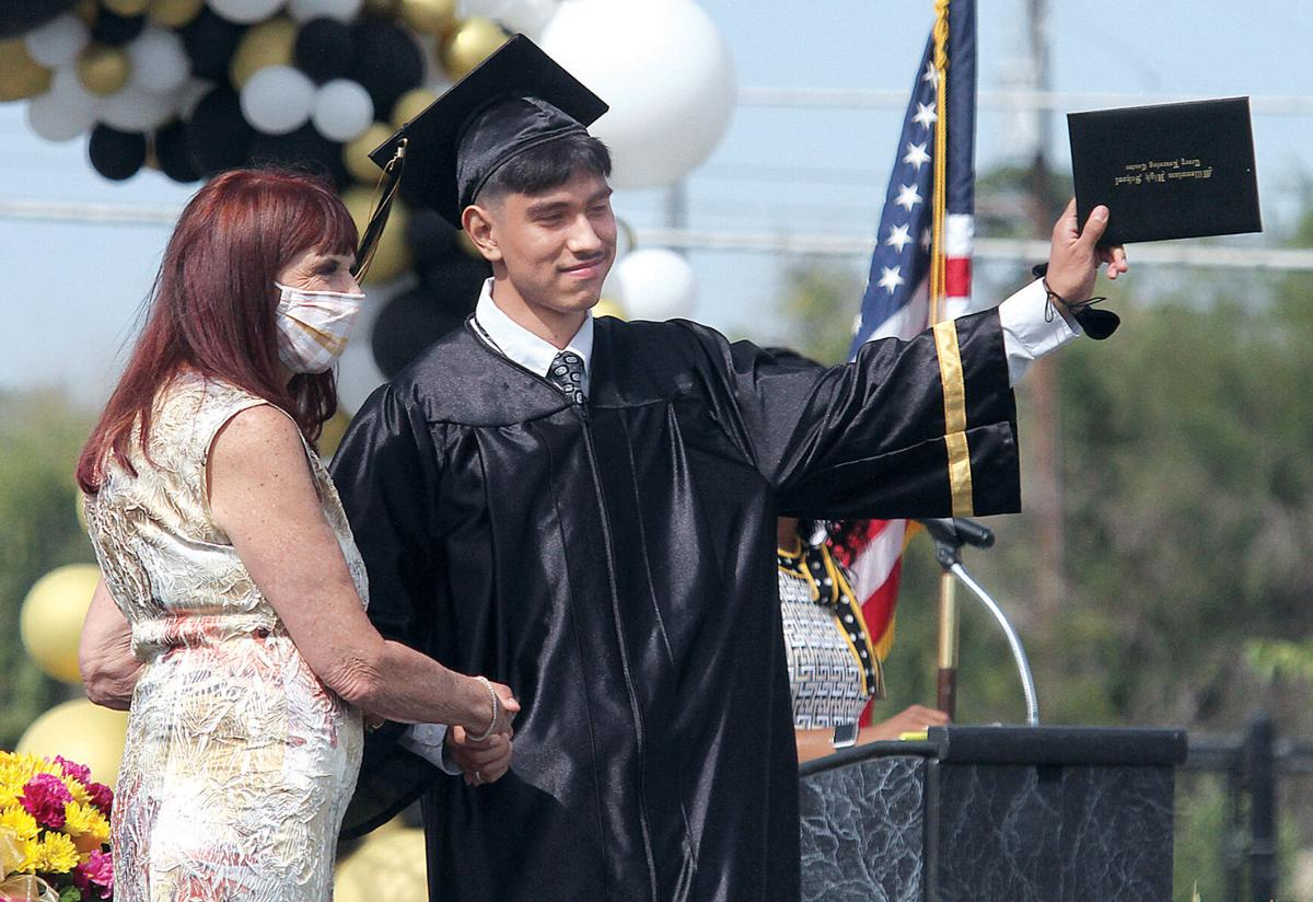 Millennium High Class of 2021 graduation