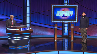 Felton resident Jack Mooney appeared on Jeopardy! on Oct. 14. — contributed