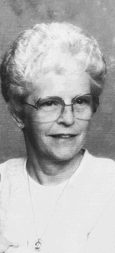 Doris Idella Addington: September 24, 1926 – June 3, 2020