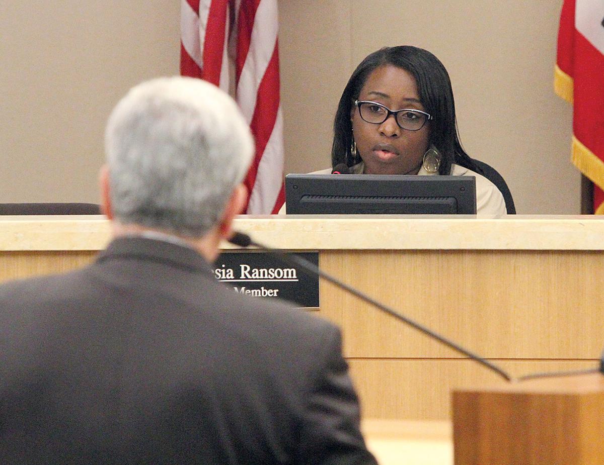 Tracy City Council
