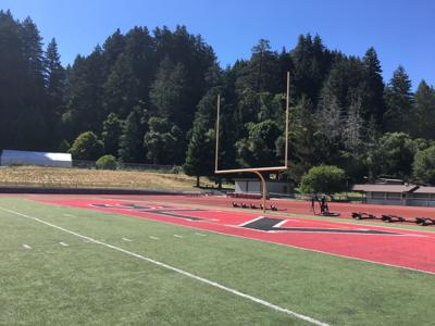 SLVHS football field, ready for action this season