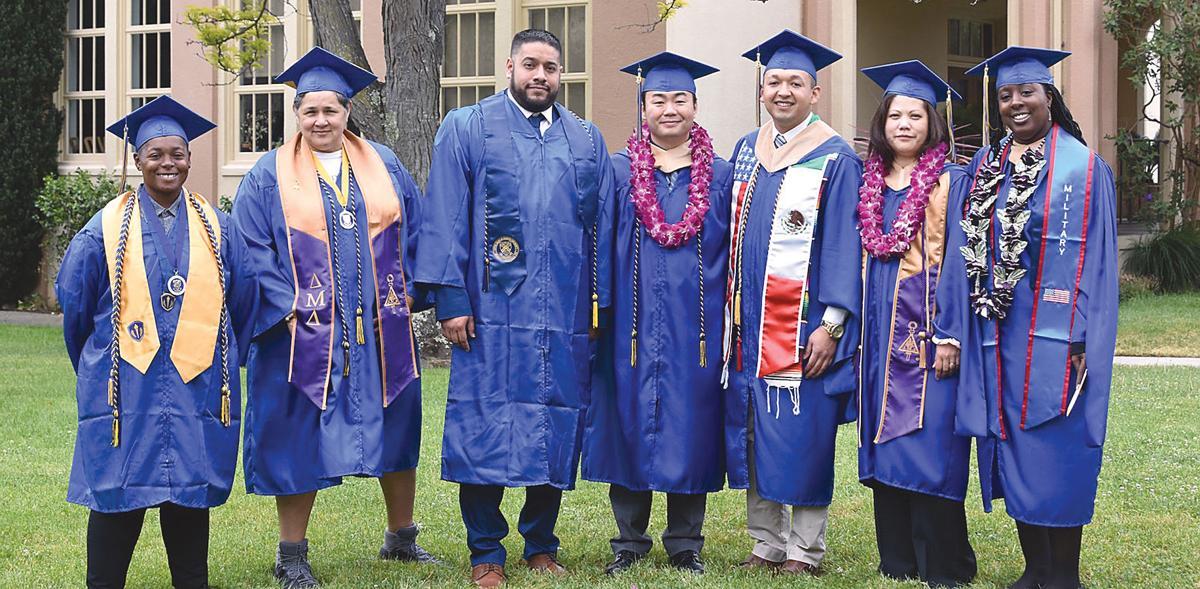 NDNU 2019 Tracy graduates