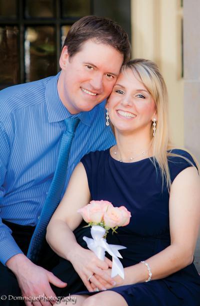 Kimberley Washer & Bill Pollard Jr.