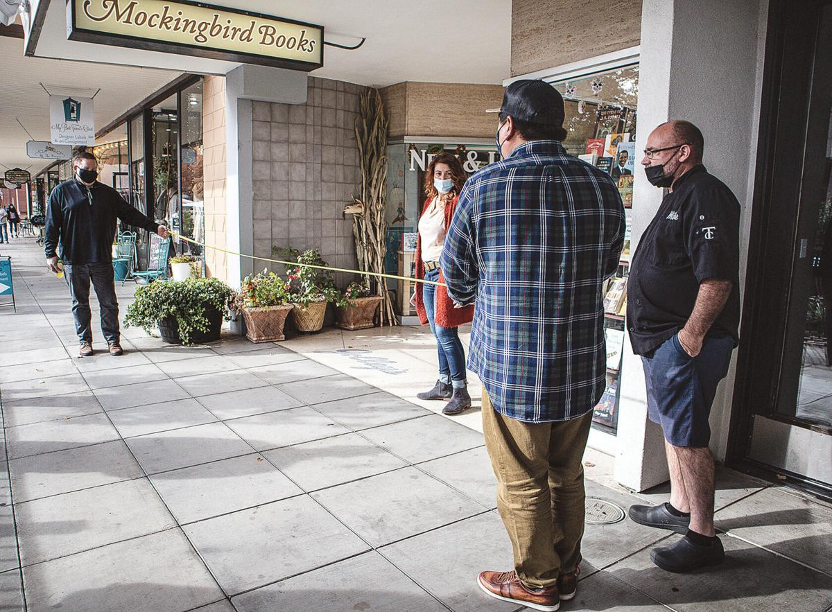 Compromise reached between downtown restaurants and retailers