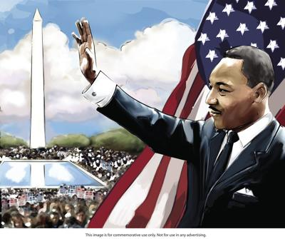 Nine things you might not know about Dr. Martin Luther King, Jr.
