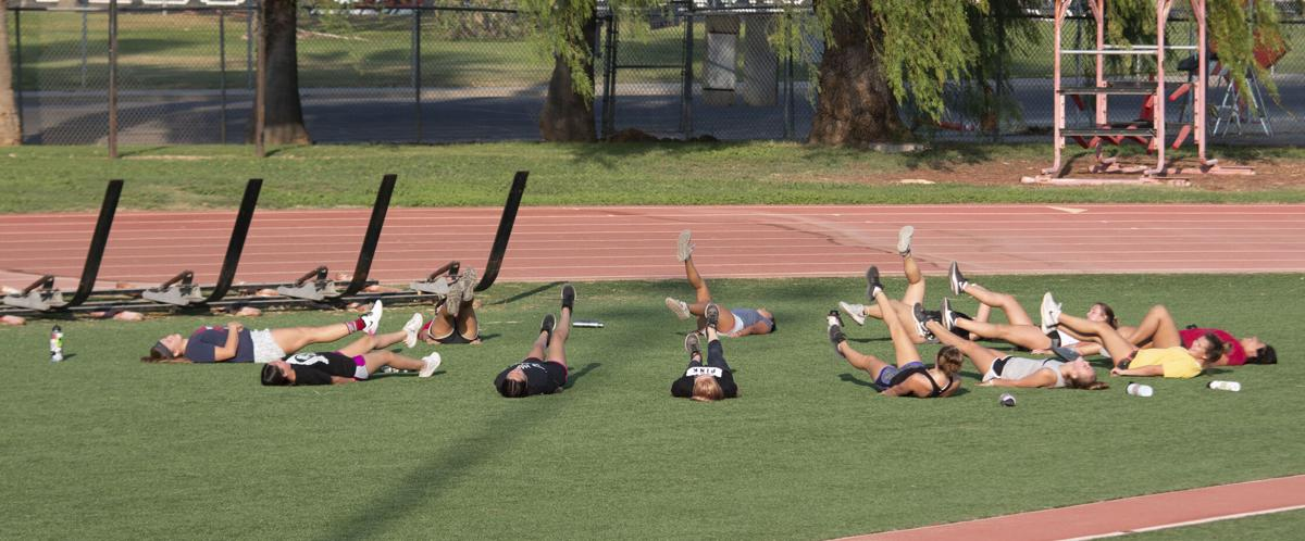 Conditioning workouts