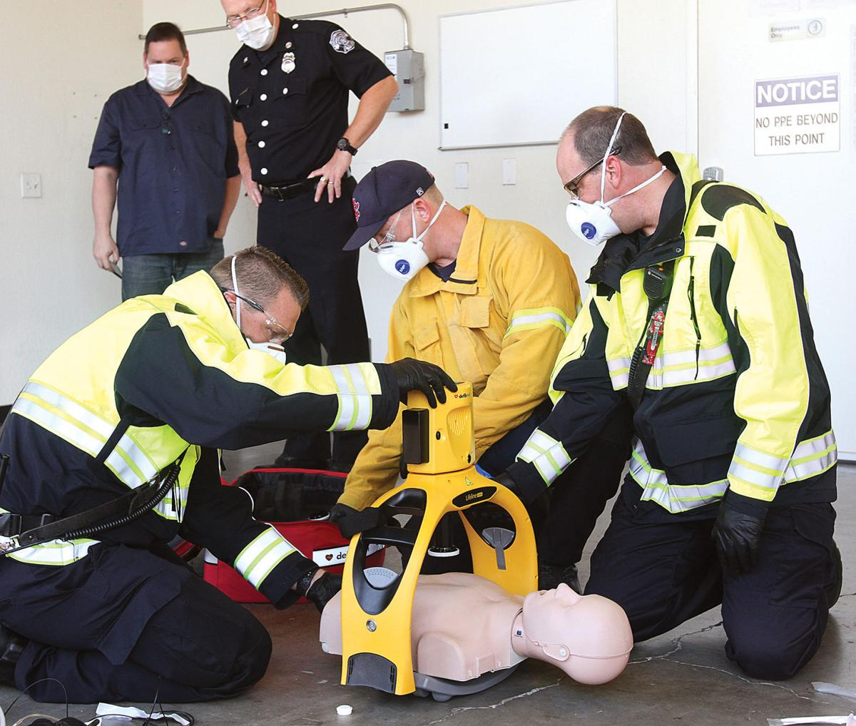 New CPR device added to fire department