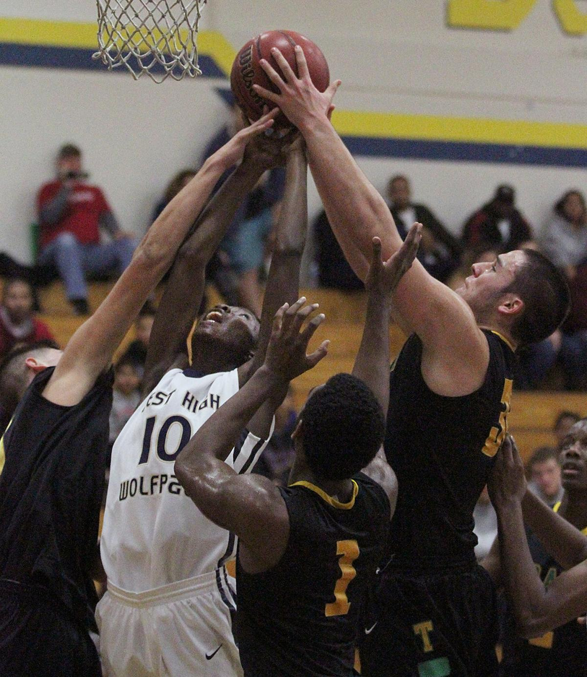 West wins Winter Holiday Classic tournament