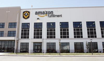Amazon worker dies
