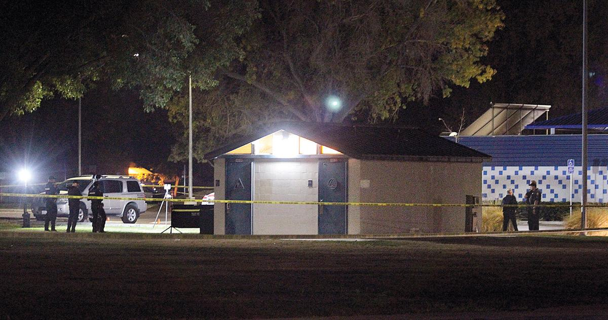 Man stabbed to death at park