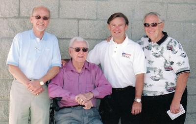 Four mayors