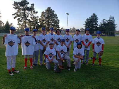 Santa Cruz Pony 14U Wins Pacific Grove Invitational