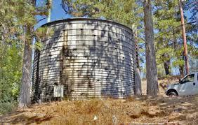 A water tank in SLV.