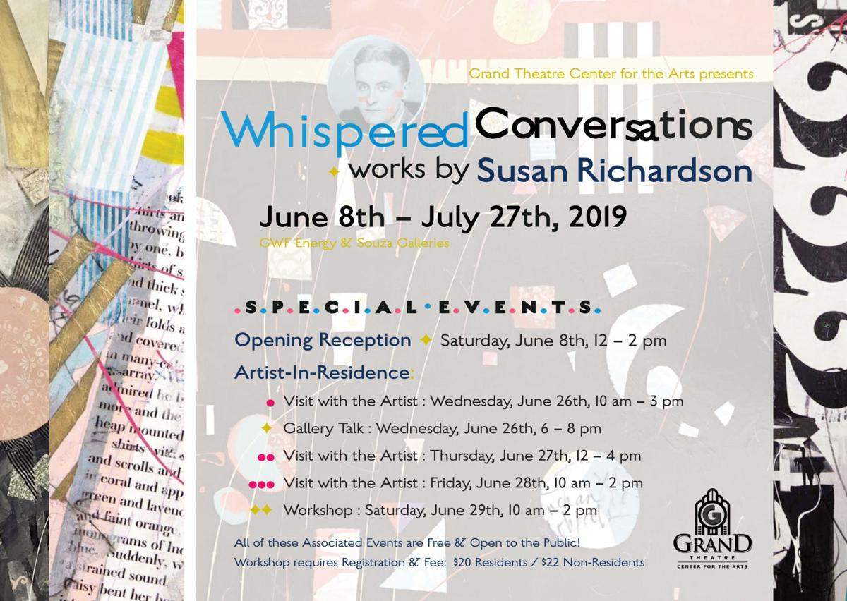 Whispered Conversations