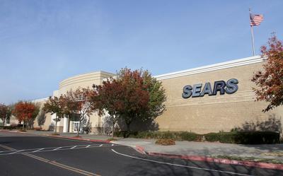 Sears closing at the mall
