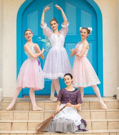 Agape Dance Academy's Cinderella