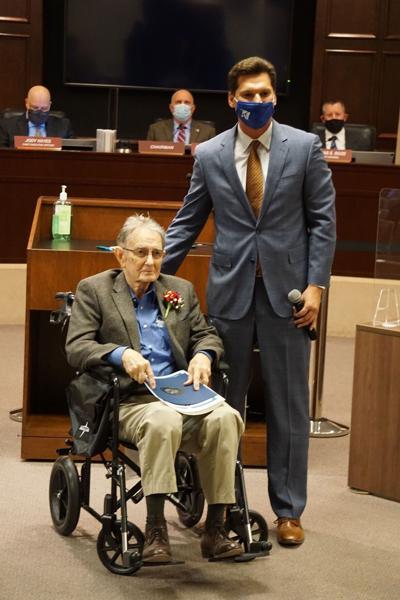 Ron Swift: Outstanding Senior Citizen