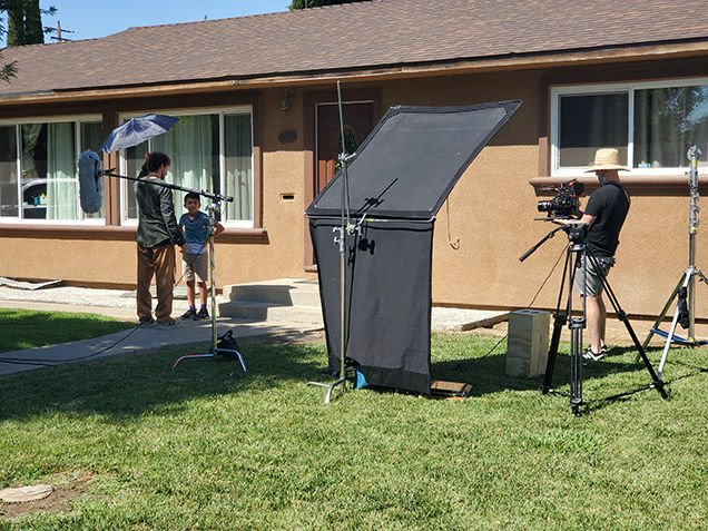 Independent movie filmed in Patterson
