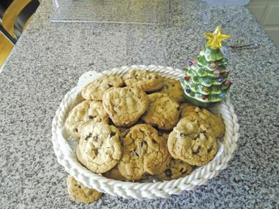 SWEET TREAT Follow the Cookie Bible to make the perfect chocolate chip cookies. — contributed