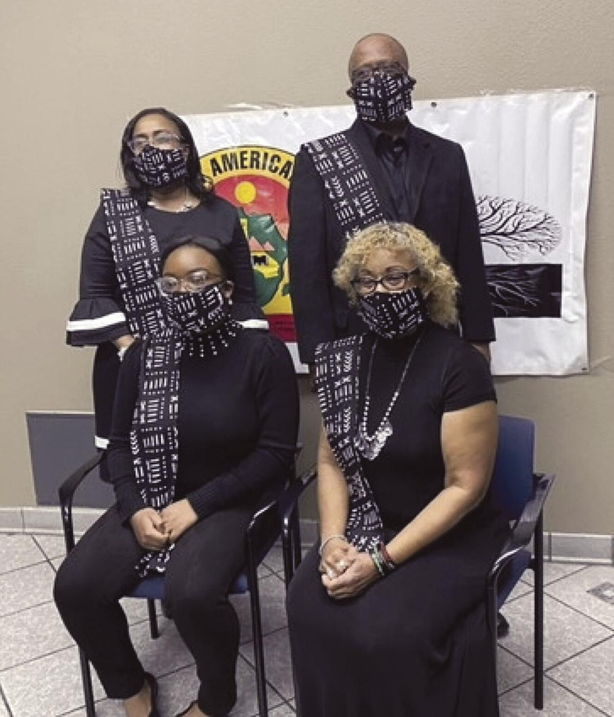 Tracy African American Association officers