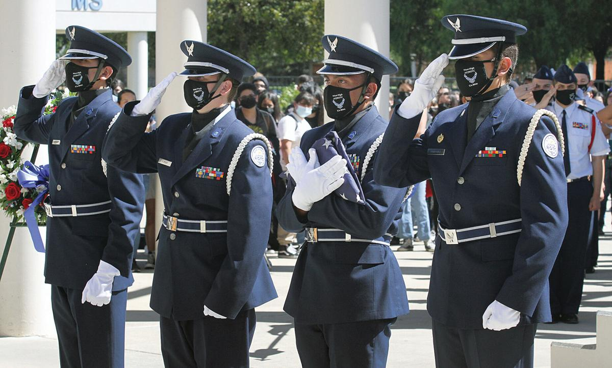 September 11 Remembrance Retreat ceremony