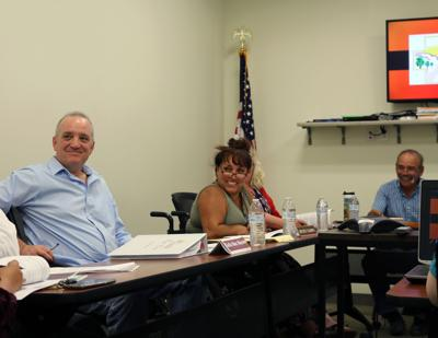 MacMaster attends first DPHCD meeting