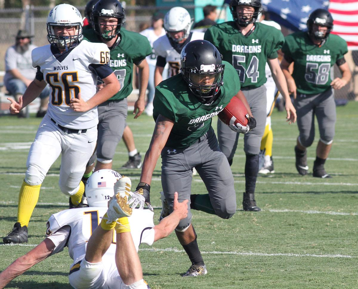 Delta Charter loses to Western Sierra
