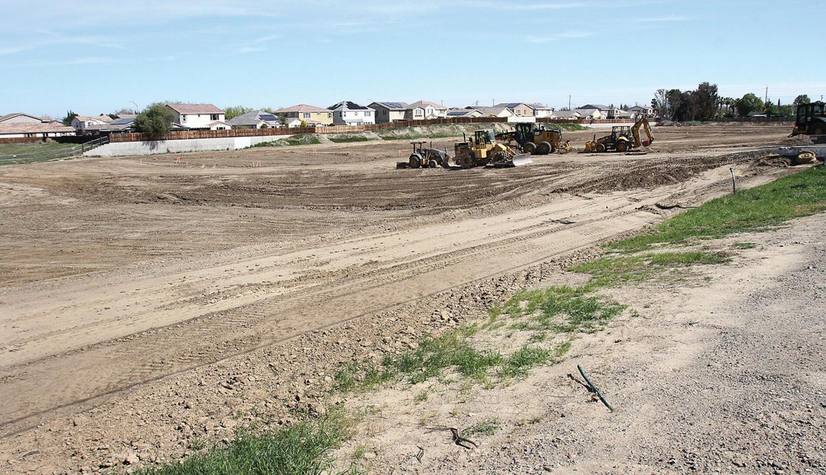 Construction off Valpico Road