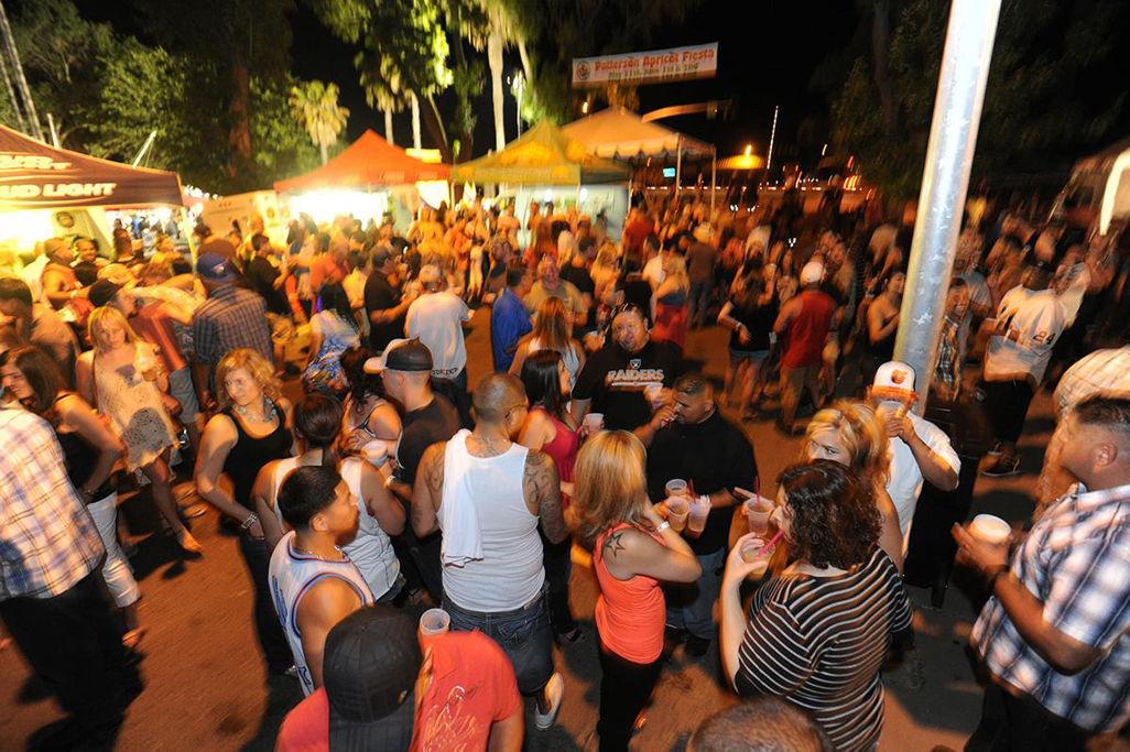 Fiesta beer area