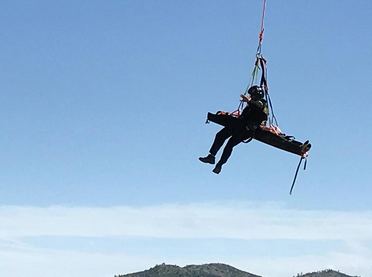 Airlift, Frank Raines Regional Park