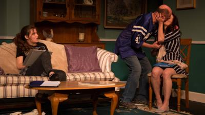 Theater Review: Rapture, Blister, Burn