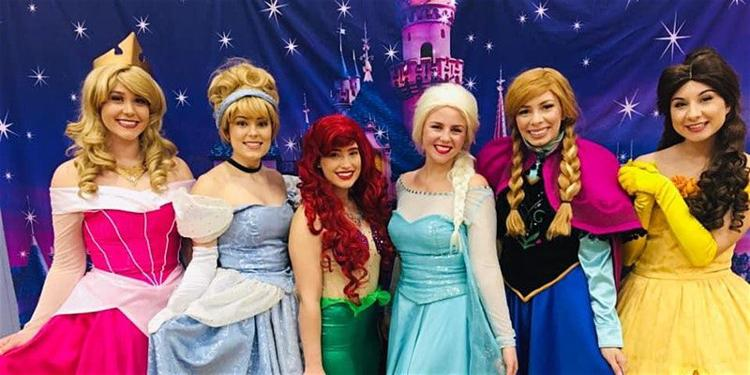 Premiere Party Disney Princesses