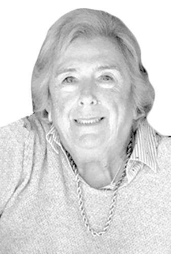 Harriet Louise Hollenbeck Cox: June 17, 1936 – October 5, 2019