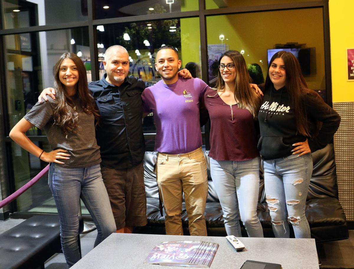 Pena Family, Angel Alva at Planet Fitness