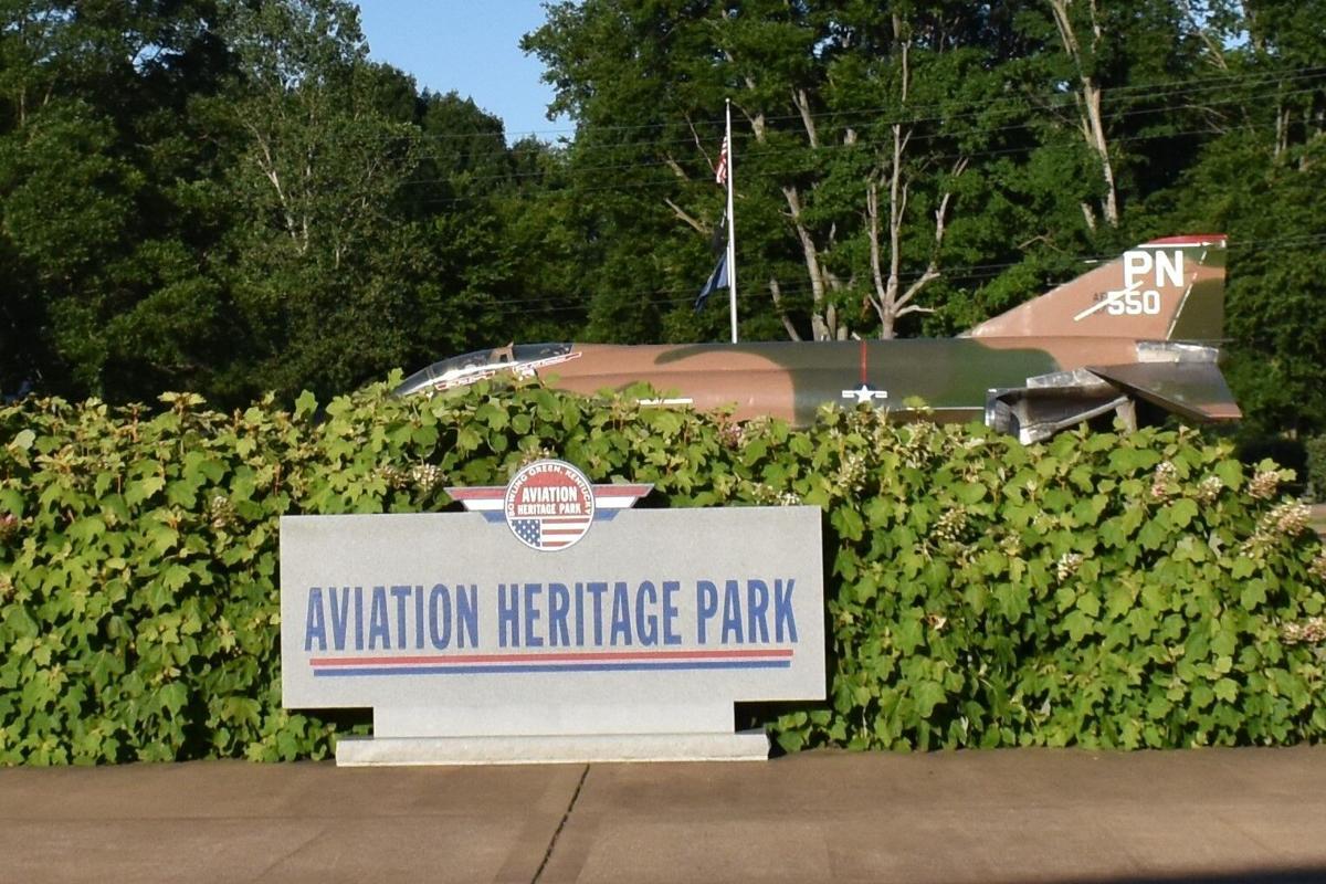 Adventures in Kentucky: Aviation Heritage Park