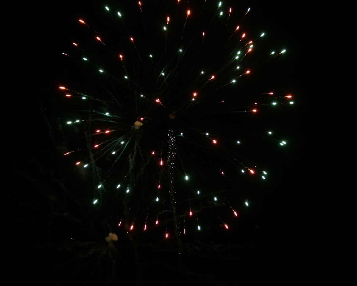 2019 Apricot Fiesta Fireworks